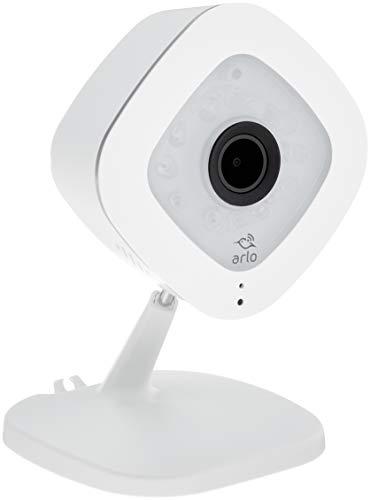 Arlo Q Plus - Réinventez la surveillance d'entreprise avec la vidéo HD 1080p, le son bidirectionnel, la connectivité PoE et le stockage local l VMC3040S-100EUS