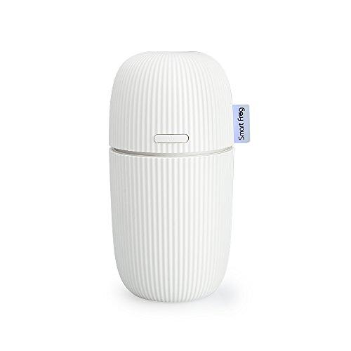 Aroma Diffusor Usb (Aroma Diffuser, VADIV Auto Diffusor 100ml USB Kabel Luftbefeuchter Aromatherapie Ätherisches Öle Ultraschall Humidifier für Wohn-, Bade-,Schlaf-, Arbeits-/Kinderzimmer, Büro, zu Hause, Yoga-Spa)