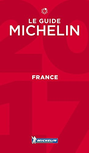 Guide Michelin France 2017