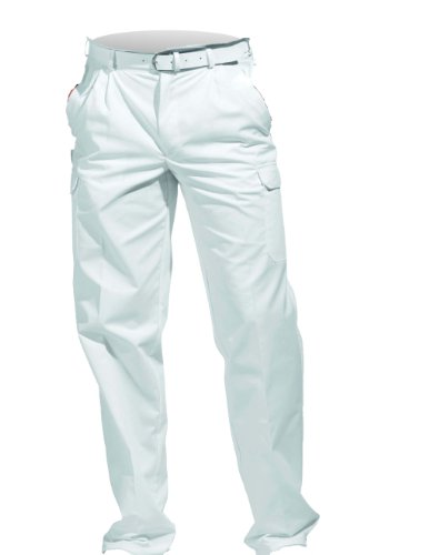Leiber H'Hose con Gummizugb bianco Bianco