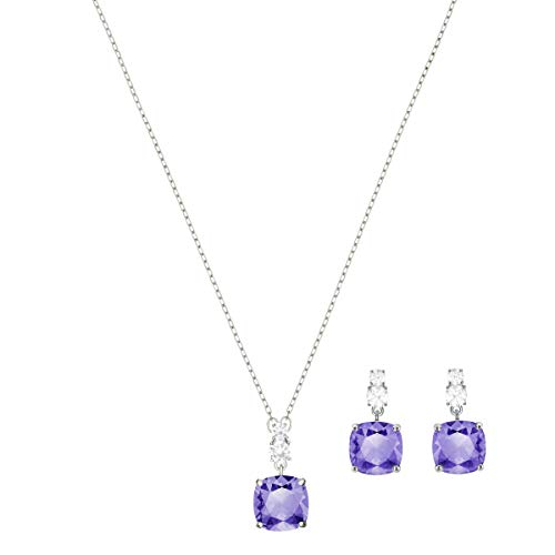 Swarovski Damen Schmuck-Sets Vergoldet - 5450918