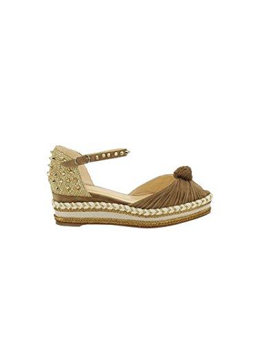 christian-louboutin-damen-1171040f140-braun-gold-samt-sandalen