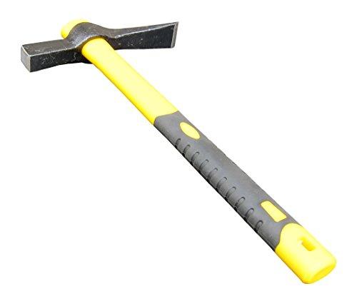 Geschmiedeter Maurerhammer, 700 g