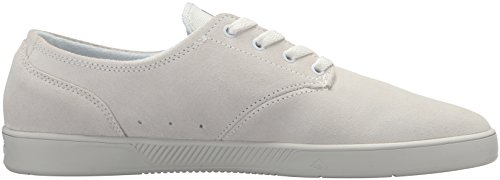 Emerica Laced By Leo Romero-M, Baskets mode homme White/White/White