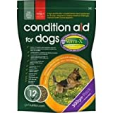 GWF Nutrition condizione aiuto per cani sacchetto, 300g