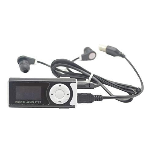 Música Digital MP3 Player Mini USB OLED Pantalla