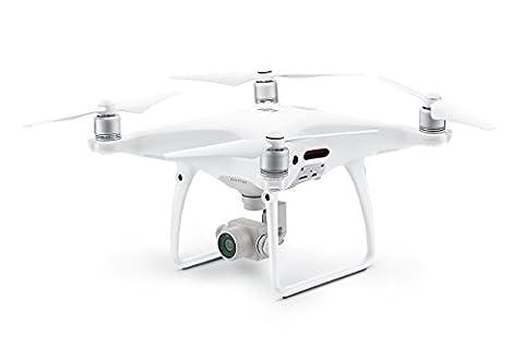 DJI Phantom 4 Pro Drone Camera - White