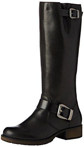 Rieker Z9580-00, Bottes femme Noir (Black)