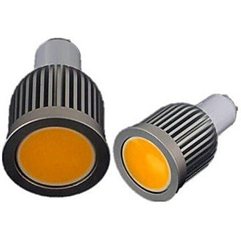 Lampadine spot/Proiettori Par - GU10 - Par - 9 W- Dimmerabile - Bianco freddo 700-750 lm- AC 220-240