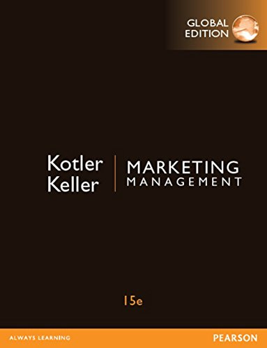 Philip Kotler Marketing Management South Asian Perspective Pdf