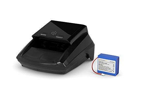 Detector de billetes falsos D7, batería de litio y cable de actualización