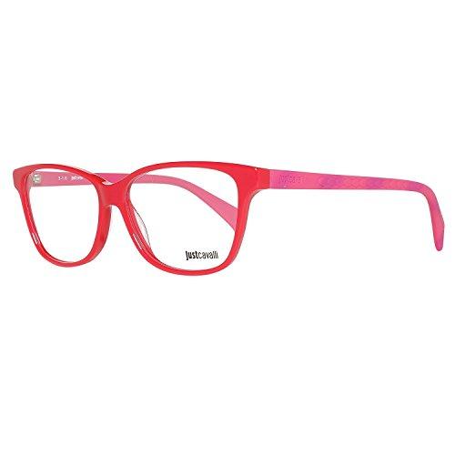 Just Cavalli Damen Brillengestelle Brille JC0686 066 54, Rot