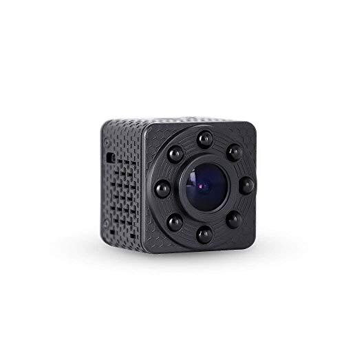 Especificación: * Longitud 37.5MM, ancho 37.5MM, grueso 32.8MM * Lente gran angular 17.5MM, ángulo de visión de 140 grados * Entrada DC 5V / 1A * La tarjeta T-flash admite un máximo de 64G * Cámara de video sostenible de alta capacidad de la batería ...