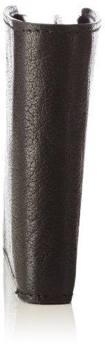 Strellson Jefferson BillFold H8 4010001301 Herren Geldbörsen 12x10x1 cm (B x H x T), Braun (dark brown 702) Schwarz (black 900)
