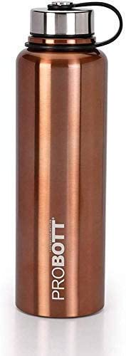 PROBOTT Thermosteel Hulk Vacuum Flask with Carry Bag 1500ml -Copper PB 1500-02