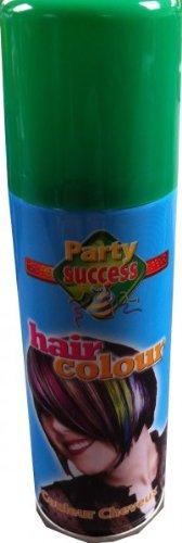 Haar Spray, Fb.:grün (Haar-farbe-spray)
