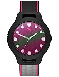 Puma Analog Black Dial Women's Watch-P1026