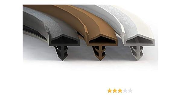 Acier chambranles d/'étanchéité joint chambranles Joint d/'étanchéité porte zarge joint en caoutchouc