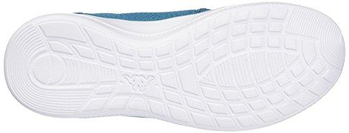 Kappa Unisex-Erwachsene Speed II NC Sneaker Blau (6910 Petrol/White)