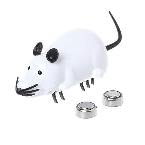 Junlinto Kreative Haustier Katze Spielen Spielzeug Falsche Elektrische Maus Ant Squeak Interaktive Spielzeug-A