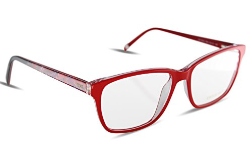 emilio-pucci-kunststoff-damen-brille-brillenfassung-brillengestell-ep5032-bugel-mit-muster-rot