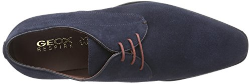 Geox - U New Life A, Chaussures Homme Bleu (blau (c4002navy))