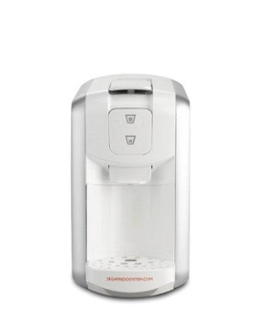 """PROMO PRIMAVERA: Espresso 1 Silver White+ 20 capsule """"Il Gusto del Vero Espresso""""+ 10 capsule Decaffeinato"""