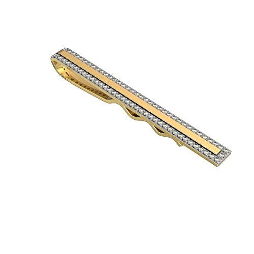 JewelsForum Hombre Oro amarillo de 10 quilates