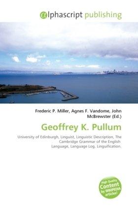 Geoffrey K. Pullum