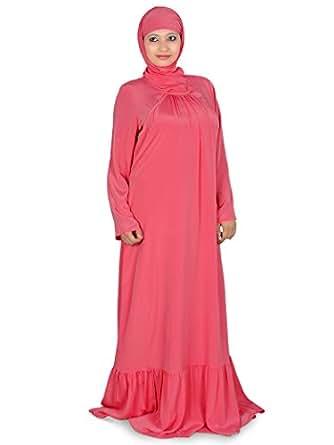 MyBauta Women's Islamic Attire Ziram Abaya