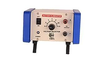 Esaw Battery Eliminator 2-12V 1 Amp.