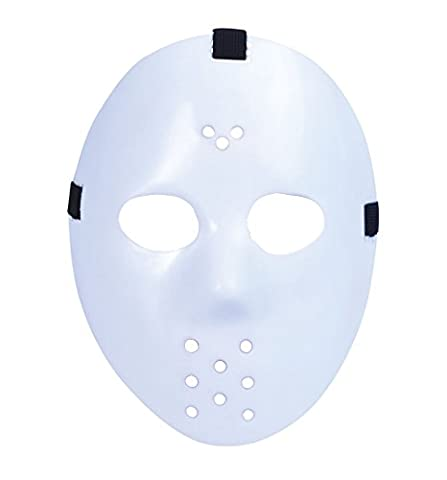Cosplay Mask Halloween Masquerade Jason vs Freddy Hockey Movie Fancy Dress New