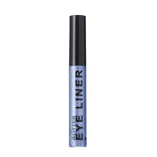 Stargazer Products Glitzer Flüssigliner, blau, 1er Pack (1 x 10 g)