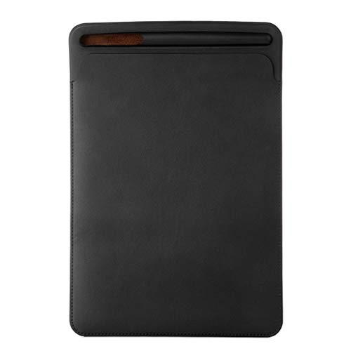 QinMM Hülle für iPad Pro 10.5inch 2019, Stand Flipshell Smart Anti-Scratch Lederschutzhülle mit Auto Sleep/Wake (Ipad Travel Lautsprecher)