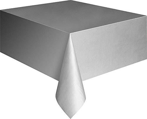 Kunststoff-Tischdecke, 2,74 x 1,37 m (Aus Tischdecken Kunststoff)