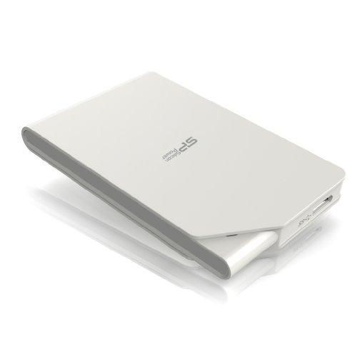 Silicon Power SP020TBPHDS03S3W externe Festplatte 2TB (6,4 cm (2,5 Zoll), USB 3.0) weiß