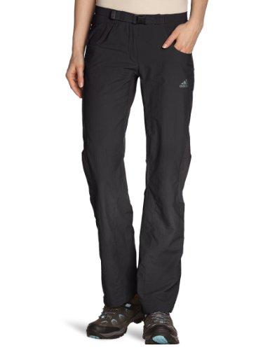 adidas Damen Hose Hiking Trekking, Black, 44