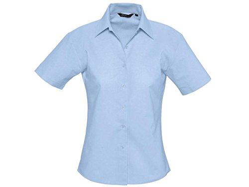 ATELIER DEL RICAMO - T-shirt de sport - Femme bleu ciel