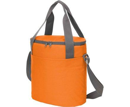 Sommer Kühltasche orange Strand Festival Camping Kühlbox Reise Tasche Box