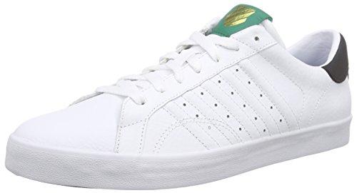 k-swiss-mens-belmont-low-top-sneakers-white-size-10-uk-445-eu