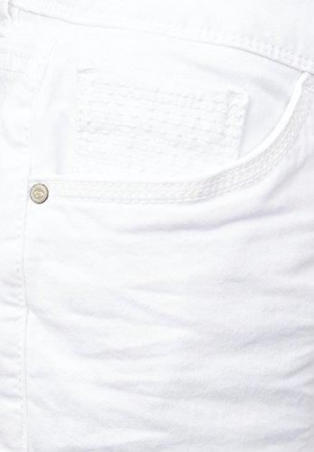 Street One Damen Loose Fit Shorts Orlando white (weiss)