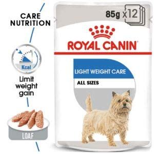 ROYAL CANIN Light Weight Care Wet - 12 x 85 - Canin Hund Care Light Royal Weight