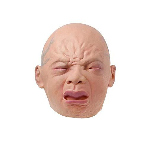 Halloween Masken Karneval Maske Halloween Maske - Scary Clown Maske Adult Latex Halloween Evil Killer Kostüm Ghost Party Maske for Halloween Requisiten Angst Maske Maske für Halloween Karneval Party - Scary Killer Clown Kostüm