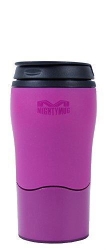 Mighty Mug Dexam, Plastique, Violett, 6x6x15 cm