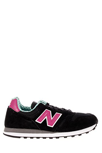 New Balance Ladies 487661 50 Sneaker Nero