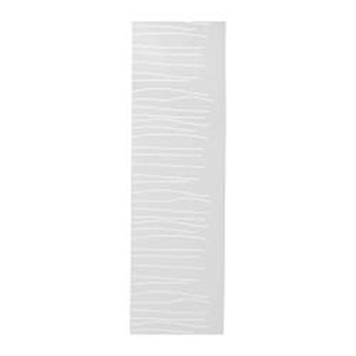 Schiebevorhang Flächenvorhang 60x300 cm weiß für Kvartal von IKEA