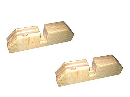 Vitalheizung Oberflächenoptimiert durch spezielle Quarzsandbeschichtung