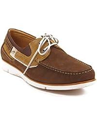 97cfbe31acb Amazon.es  fluchos zapatos hombre - Náuticos   Zapatos para hombre ...