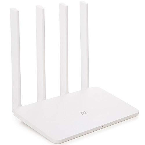 Xiaomi XIROUTER3C - Router Wireless 3C 2.4GHz, Color Blanco