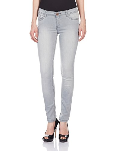 Jealous-21 Women's Jeans (1JY1794126_Grey_26)